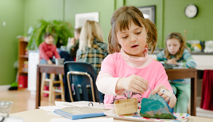 Staunton Montessori Enrollment Photo
