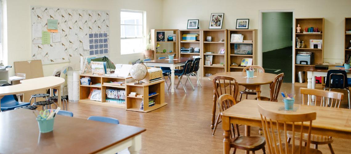 Staunton Montessori School Fishersville Virginia