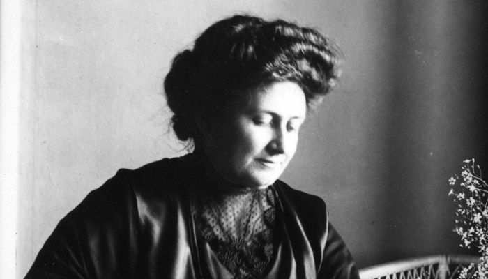 Maria Montessori Photo